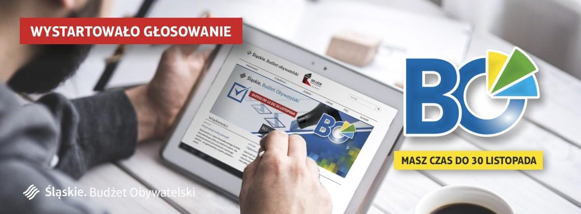 Marszałkowski Budżet Obywatelski Województwa Śląskiego