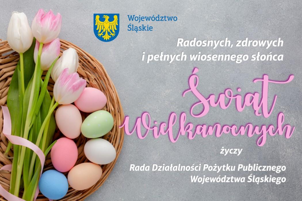 Życzenia: Wielkanoc 2021
