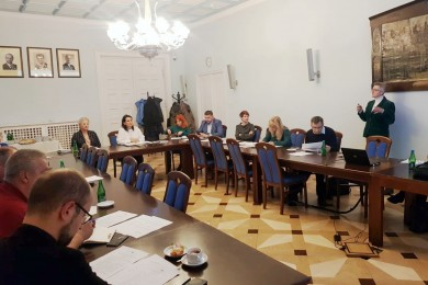 Piąte posiedzenie Rady Działalności Pożytku Publicznego